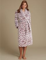 Marks and Spencer Animal Print Dressing Gown