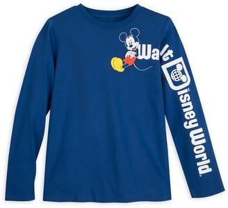 Disney Mickey Mouse Long Sleeve T-Shirt for Kids Walt World