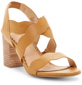 Restricted Kailani Scalloped High Heel Sandal