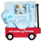 Silly Phillie Creations Silly Phillie® Creations Welcome Wagon Baby Gift in Blue