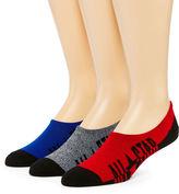 Converse Mens 3-pk. No-Show Socks