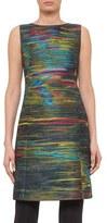 Akris Punto Women's 'Northern Lights' Sleeveless Jacquard Sheath Dress