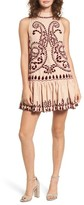 Kas Women's Lauren Drop Waist Minidress