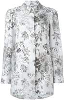 Salvatore Ferragamo floral print relaxed blouse