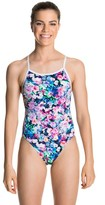 Funkita Girls Spring Forest Single Strap One Piece