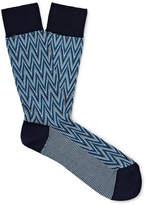 Missoni - Crochet-knit Cotton-blend Socks