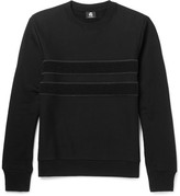 Paul Smith Panelled Loopback Organic Cotton Sweatshirt