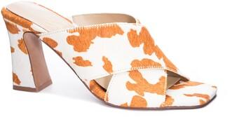 42 GOLD Saldana Slide Sandal