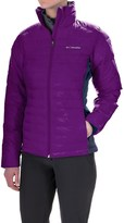 Columbia Powder Pillow Hybrid Jacket - Insulated (For Women)