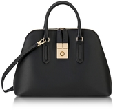 Furla Onyx Milano Medium Leather Handle Bag