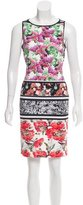 Clover Canyon Graphic Print Midi Dress