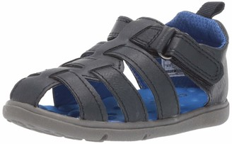 Carter's Every Step Boys Sailor Baby Walking Fisherman Sandal