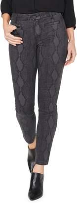 NYDJ Ami Cotton-Blend Skinny Ankle Pants