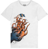 Hurley Deep Sea Battle T-Shirt