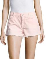 Hudson Kenzie Neon Cut Off Shorts