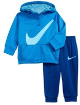 Nike Infant Boy's Swoosh Therma-Fit Oversize Hoodie & Pants Set
