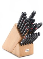 Wusthof 'Gourmet' 18-Piece Knife Block Set