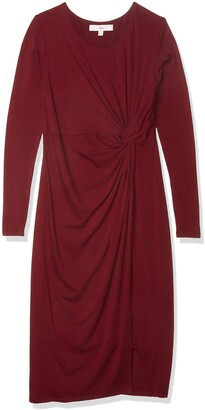 Ripe Maternity Women's Maternity Knot Shy Dress