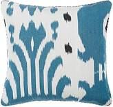 "Madeline Weinrib Bara Ikat"" Pillow"