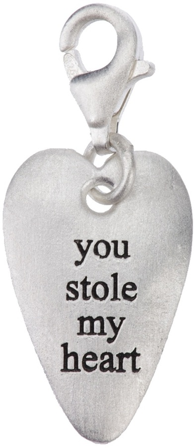 Bjorg 'You Stole My Heart' charm