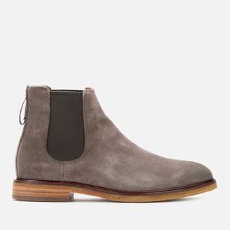 Clarks Men's Clarkdale Gobi Suede Chelsea Boots