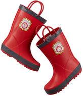 Carter's Fireman Rain Boots