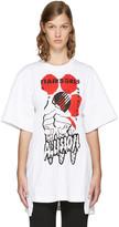 Stella McCartney White thanks Girls Lindsey T-shirt