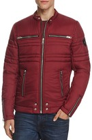 Diesel W-Neverzip Quilted Jacket