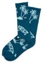 Vans OTW Palm Crew Sock