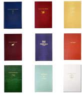 Sloane Stationery The Pile Pocket Notebooks (Set of 9)