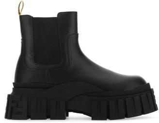 Fendi Force Chelsea Boots