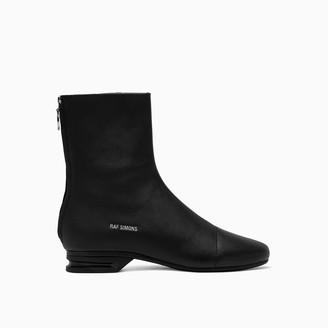 Raf Simons 2001-2-high Ankle Boots 981a