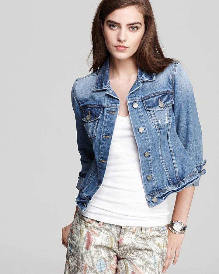 Paige Jacket - Vermont Denim Jacket