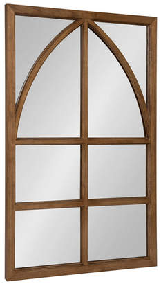 Laurèl Kate and Hogan Wood Arch Wall Mirror