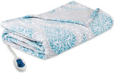 Simmons Senna Heated Throw Bedding