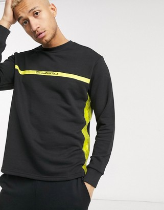 The Couture Club create your own identify sweater