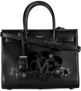 Saint Laurent Sac de Jour Love tote - women - Leather - One Size