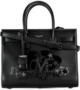 Saint Laurent Sac de Jour Love tote