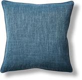 Barclay Butera Orissa 22x22 Throw Pillow, Denim