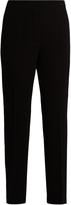 Sonia Rykiel Slim-leg crepe cropped trousers