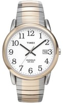 Timex Men's Easy Reader® Expansion Band Watch - Two Tone T2H311JT