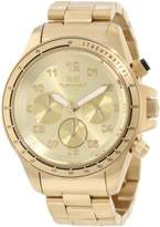 Vestal Unisex ZR2009 ZR-2 Stainless Steel Brushed-Gold Watch
