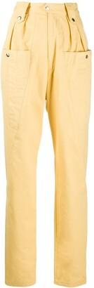 Isabel Marant Yerris high waisted trousers