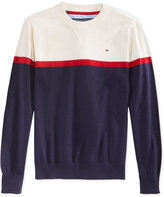 Tommy Hilfiger Boys' Pete Colorblocked Sweater
