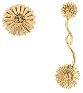 Aurelie Bidermann Athina gold-plated earrings