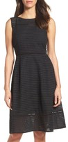 Ellen Tracy Women's Cotton Midi Dress