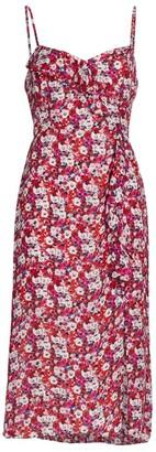 Parker Ellender Floral Dress