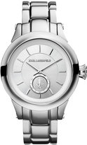 Karl Lagerfeld Unisex Stainless Steel Bracelet Watch 40mm KL1204