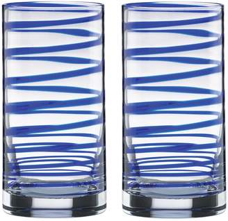 Kate Spade Charlotte Street Highball Glasses