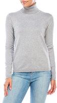 Grace Solid Turtleneck Sweater